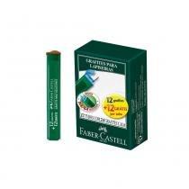 Grafite 0,5mm HB 12 Estojos com 24 Grafites Faber Castell - Faber-castell