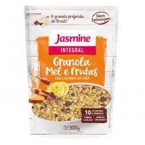 Grain Flakes Mel e Frutas 300g - Jasmine -