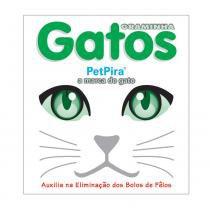 Graminha dos gatos - Pet pira