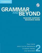 Grammar and beyond 2 tb support resource book with cd-rom - 1st ed - Cambridge audio visual  book teacher