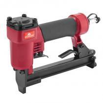 Grampeador Pneumático 6mm-16mm 120 Grampos Worker -