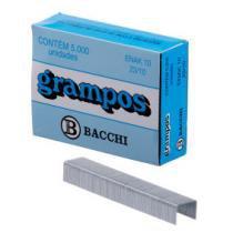 Grampo 23/10 Galvanizado Caixa Com 5000 - BACCHI C -