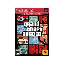Grand theft auto iii - ps2 - Sony