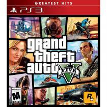 Grand Theft Auto V - Ps3 Sony