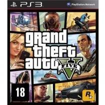 Grand Theft Auto V - PS3 - (usado) - Rockstar games