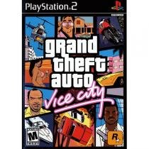 Grand theft auto: vice city - ps2 - Sony