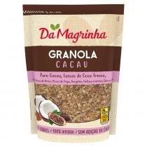Granola c/ Cacau 250g - Da Magrinha - Diversos
