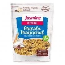 Granola Integral Grain Flakes Tradicional 1kg - Jasmine -