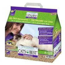 Granulado Cats Best Ecológico Nature Gold para Gatos - Pets premium