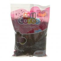 Granulado Macio Sabor Chocolate com 500g Mavalério -