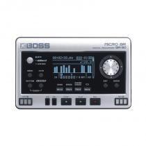 Gravador Digital Portátil Boss BR-80 64 Pistas Virtuais e 8 Pistas Playback 32G - Boss