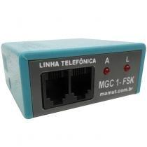 Gravador Telefônico Digital MGC1-FSK - USB - Mamut