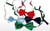 Gravatinha Borboleta Bichinho Chic Verde -