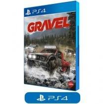 Gravel para PS4  - Milestone