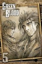 Green Blood 5 - Jbc - 1