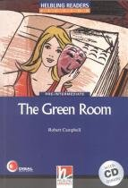 Green room, the - with cd-audio - pre-intermediate - Disal editora