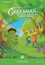 Greenman and the magic forest a flashcard - Cambridge university