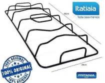 Grelha para fogão itatiaia esmaltada original c 2036 - Fritania