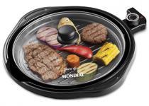 Grill Redondo Smart Grill 30cm 110V Mondial - G-04 -