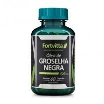 Groselha Negra - 60 Cápsulas - Fortvitta -
