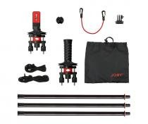 Grua Movel com monopé 1,5m Action Jib Kit Pole Pack Joby - As5p-orww -