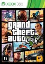 Gta - Grand Theft Auto V - Xbox 360 - 1