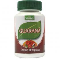 Guaraná (250mg) 60 Cápsulas - Vitalab - 60 Cápsulas - Vitalab