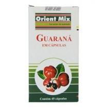 Guaraná 45 Cápsulas - Orient Mix