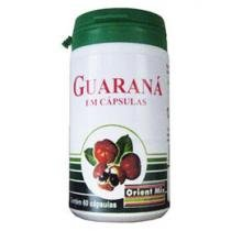 Guaraná 60 Cápsulas - Orient Mix