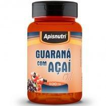 Guaraná com Açaí Apisnutri 120 cápsulas - Apisnutri