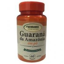 Guaraná da Amazônia em Pó - 60g - Herbamix - Force do Brasil - Herbamix
