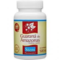Guaraná do Amazonas 50 Cápsulas - Stem Pharmaceutical