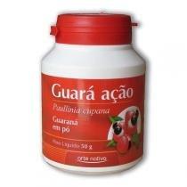 Guarana em pó arte nativa - 50gr -