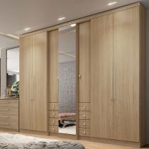 Guarda roupa 7 portas absolut pluss glass thb - Vanilla Sensitive - Thb