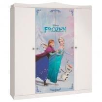 Guarda Roupa Frozen Disney Star 4 Portas 10270 Pura Magia - Pura Magia