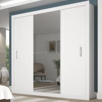 Guarda-Roupa Scoth 3 Portas Branco - At House