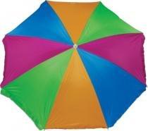 Guarda-sol Fashion 1,80 m Diâmetro  Colorido  - Mor -