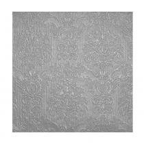 Guardanapo de papel Elegance Silver 20 peças 33 x 33 cm - 24042 - Ambiente