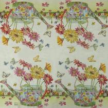 Guardanapo Decoupage Flores no Jardim 2 unidades GCD211555 - Toke e Crie -