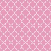 Guardanapo ogee pale mix papel rosa 16x16cm - Bololô