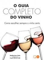 Guia completo do vinho, o - Quarto (nobel)