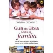 Guia Da Biblia Para A Familia - Central Gospel - 952601