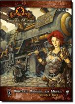 Guia do Mundo: Reinos de Ferro: Fantasia Forjada em Metal - Vol. 2 - Jambo