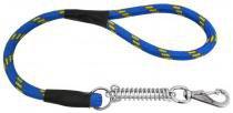 Guia Redonda Amortecedor São Pet Azul 12 mm 60 cm -