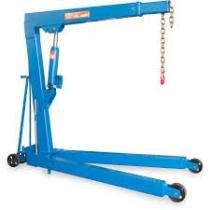 Guincho hidráulico prol. rodas ferro 2.000kg - Bovenau