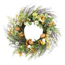 Guirlanda P/ Porta Flores Decoração Páscoa Colorido - Cromus