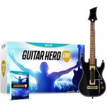 Guitar Hero Live para Nintendo Wii U - Activision