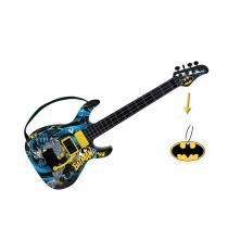 Guitarra Batman - Fun Divirta-se - Fun Divirta-se