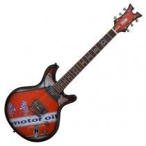 Guitarra Elétrica Basswood Bks Motoroil1 Cort - Cort