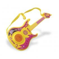 Guitarra Elétrica Infantil Sou Luna Colorido BR710 - Multikids - Multikids